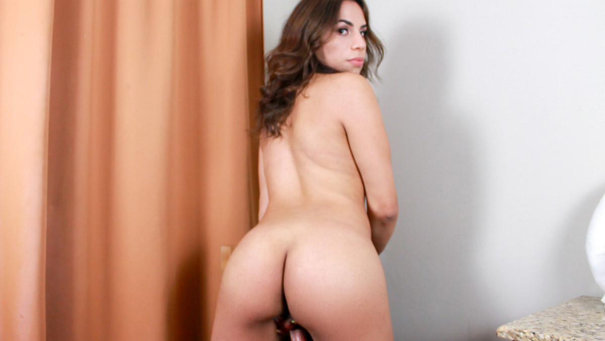 Alejandra Gets Naughty!